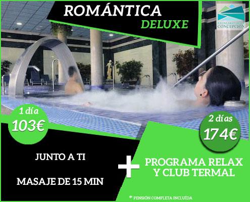 Escapada Romantica De Luxe +
