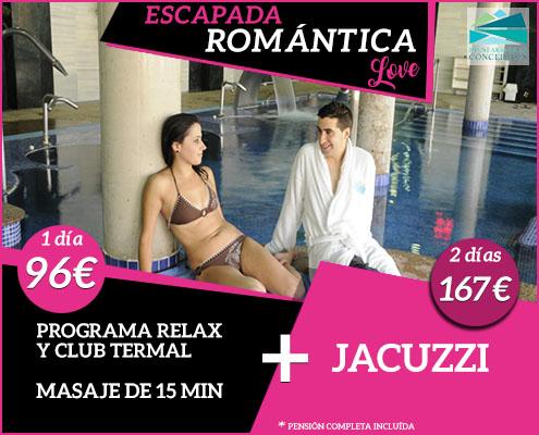 Escapada Romantica Love + 2 DIAS