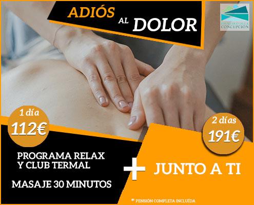 ADIOS AL DOLOR 2 DIAS